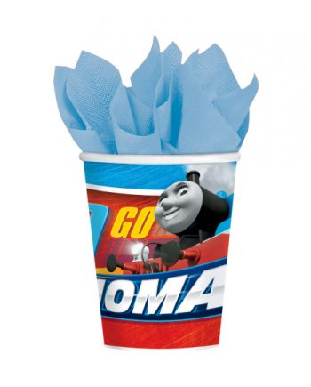 Thomas the Tank Engine Party Paper Cups