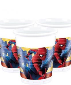 Spider-Man Homecoming Plastic Party Cups