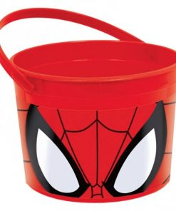Spider-Man Favour Bucket