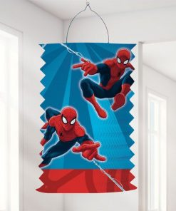Spider-Man Party Drop Paper Lantern
