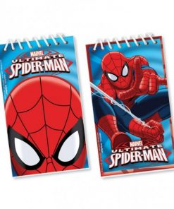 Spider-Man Party Bag Fillers - Notepads