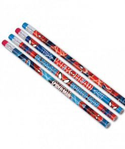 Spider-Man Party Bag Fillers - Pencils