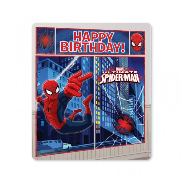 Spiderman Scene Setters