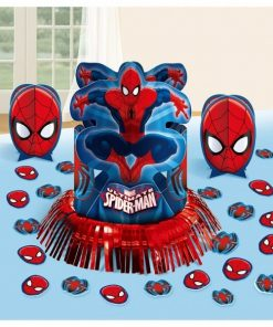 Spiderman Themed Table Decorating Kit