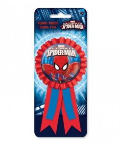Spider-Man Party Award Ribbon