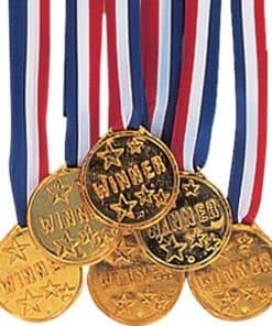 Winner Award Medals