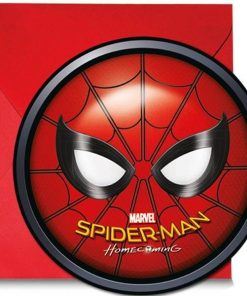 Spider-Man Homecoming Party Invitations & Envelopes