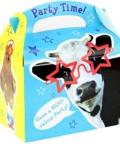 Farm Animal Party Box