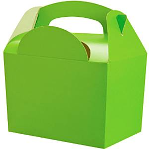 Lime Green Party Box