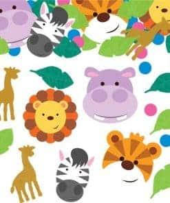 Animal Friends Table Confetti