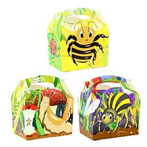 Bugs Party Food Box
