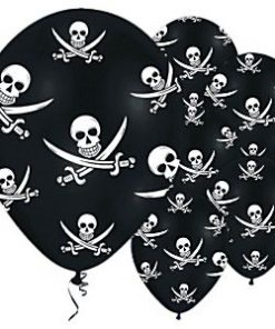Jolly Roger Pirate Balloons