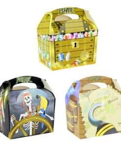 Pirate Treasure Chest Party Box