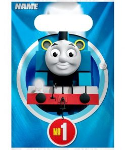 Thomas the Tank Engine Party Plastic Loot Bags