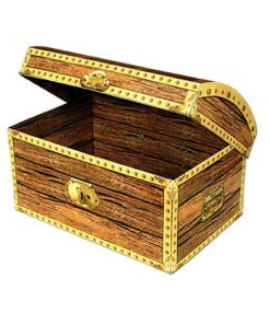 Treasure Chest Box