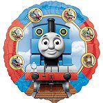 Thomas The Tank Engine Foil Balloon 18""