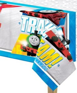 Thomas the Tank Engine Party Plastic Tablecover
