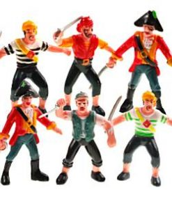 Pirate Plastic Figure