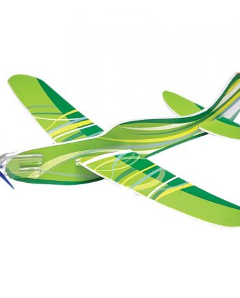 Polystyrene Glider Aeroplanes