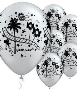 Hollywood Stars Balloons