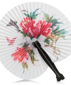 Novelty Chinese Paper Fan