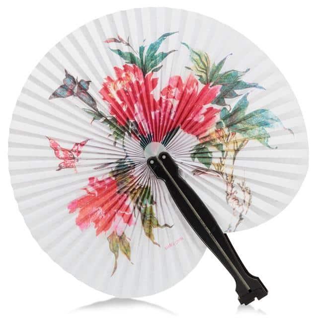 Novelty Chinese Paper Fan