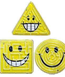 Smiley Maze Puzzle