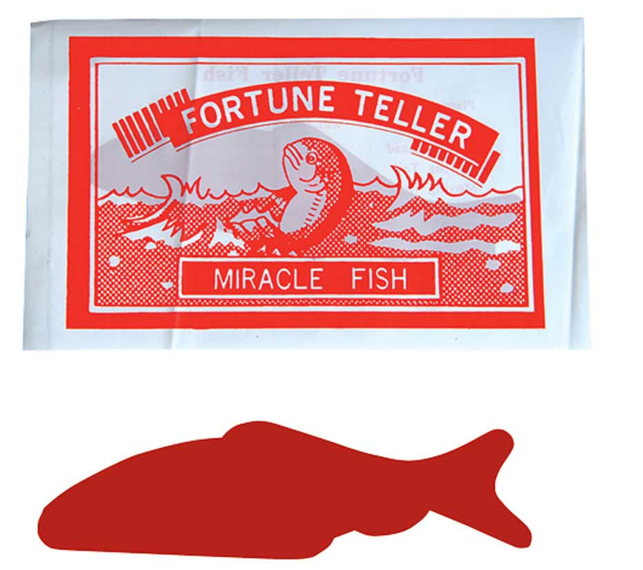 Ocean buddies party supplies fun party supplies for Fortune teller fish