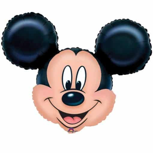 Mickey Mouse Head Supershape Foil balloon