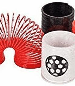 Sports Decorated Mini Slinkies