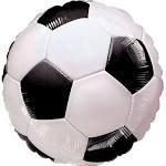 Football helium balloons