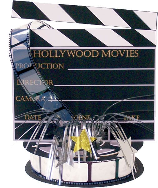 Hollywood Centrepiece - Directors Board Table Decoration