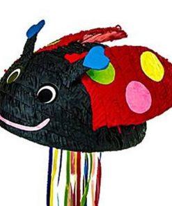 Ladybird Pull Piñata