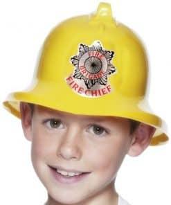 Child's Fireman Hat
