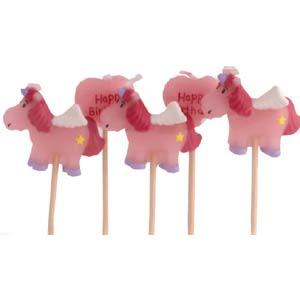 Unicorn Candles