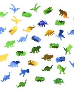 Dinosaur Table Confetti