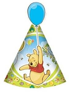 Winnie The Pooh Cone Hats