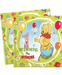 Winnie The Pooh Paper Napkins