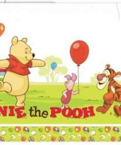 Winnie The Pooh Plastic Tablecover