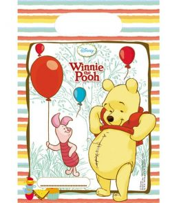 Winnie The Pooh Party Loot Bags