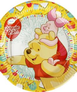 Winnie the Pooh Party Plates