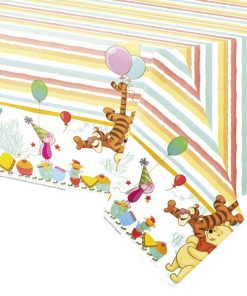 Winnie The Pooh Party Tablecover