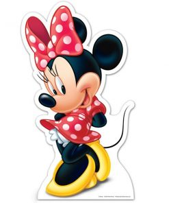 Minnie Mouse Life Size Cut Out