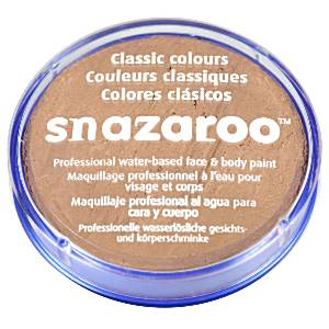 Snazaroo Barely Beige Face Paint
