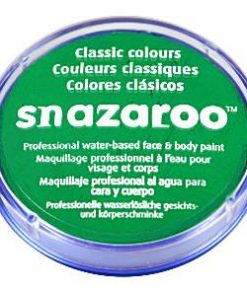 Snazaroo Bright Green Face Paint