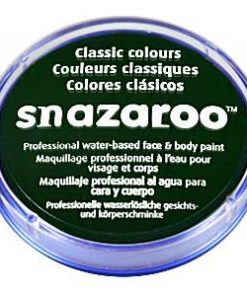Snazaroo Dark Green Face Paint