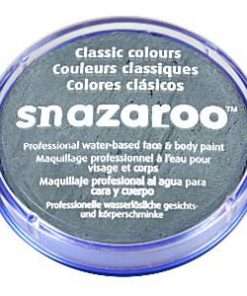 Snazaroo Dark Grey Face Paint