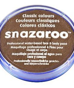 Snazaroo Light Brown Face Paint