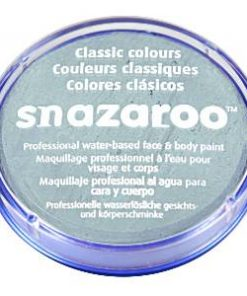Snazaroo Light Grey Face Paint