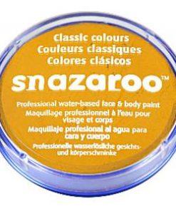 Snazaroo Ochre Yellow Face Paint